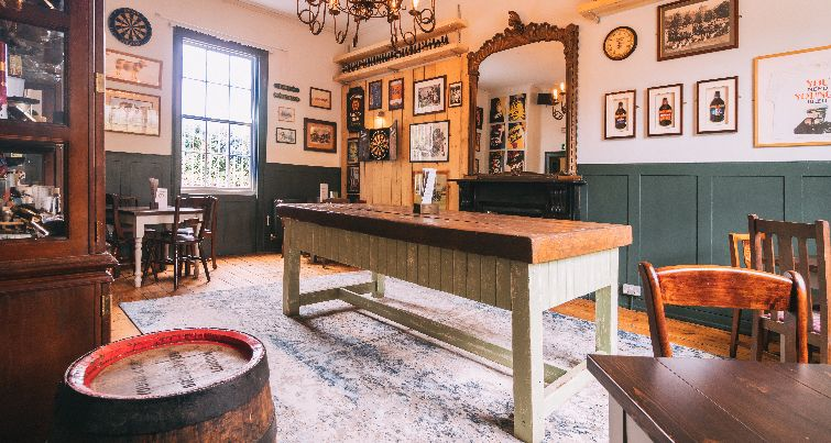 Spacious Pub Area & Function Room